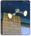 Security Lighting Efficiency and Controls